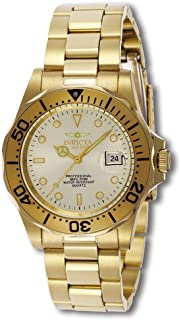 Invicta Men's 2155 Pro Diver Collection Gold-Tone Watch