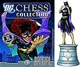 dc comics Chess Figurine Collection Nº 7 Batgirl