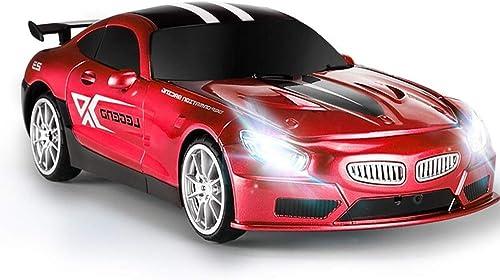 disfruta ahorrando 30-50% de descuento PETRLOY rojo Deformación Stunt Car Car Car 15M Control remoto Coche RC 1 14 Modelo de coche De pie con un botón Eléctrico Controlado por radio Robot Cars Eléctrico Controlado por radio Sonidos realistas Regal  n ° 1 en línea