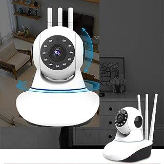 Red HD De La Cámara Gira 360 Grados De Seguridad Inalámbrica Cámara HD 1080P WiFi Cubierta Vigilancia WiFi De La Cámara del Monitor