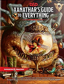 Xanathar s Guide to Everything  Dungeons & Dragons