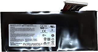 BOWEIRUI BTY-L77 (11.1V 83.25Wh 7500mAh) Laptop Battery Replacement for MSI GT72 2QD 2PE-022CN 2QD-1019XCN 2QD-292XCN GT72S 6QF GT80 2QE GT72VR WT72 MS-1781 MS-1783 Series Notebook