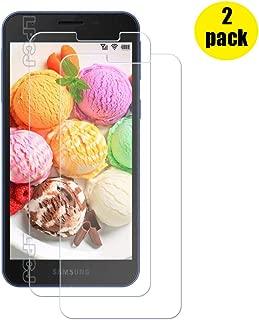 LPCJ [2Piezas, Samsung Galaxy A2 Core Protector de Pantalla, Cristal Templado para Samsung Galaxy A2 Core Resistente a Golpes y Rayado, Vidrio Templado Samsung Galaxy A2 Core