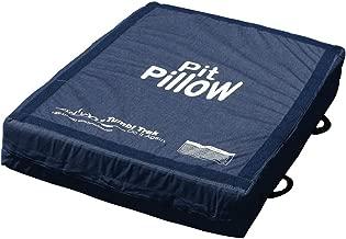 Tumbl Trak Pit Pillow Soft Mat with Denim Cover