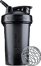 BlenderBottle Classic V2 Shaker Bottle, 20-Ounce, Black