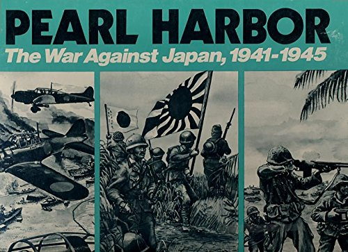 GDW: Pearl Harbor, the War Against Japan, 1941-45, Boardgame, 2nd Edition