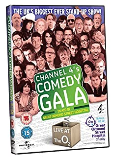 Channel 4's Comedy Gala 2010