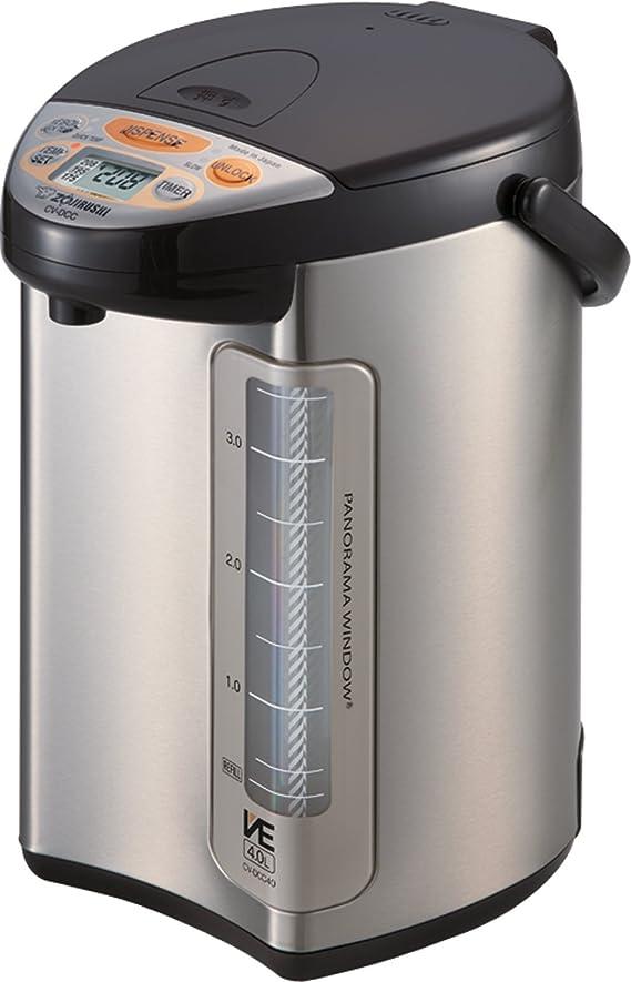 Zojirushi America Corporation CV-DCC40XT Hybrid Water Boiler And Warmer