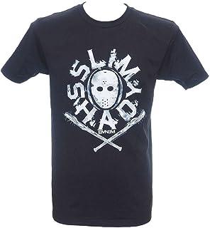 Ill Rock Merch Eminem Slim Shady Mask Camiseta
