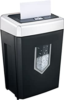 Bonsaii 14-Sheet Cross-Cut Heavy Duty Paper Shredder, 30-Minute Continuous Running Time, Credit Card/Staples Shredders for...