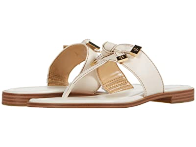 MICHAEL Michael Kors Ripley Thong (Light Cream) Women