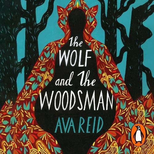 The Wolf and the Woodsman cover art