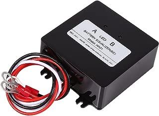 elektrischer Mengendetektor Messger/ät mit Schnalle Zerone Multifunktionales LCD-Display mit gr/üner Hintergrundbeleuchtung Voltmeter universeller Akku-Kapazit/ätsmesser Monitor