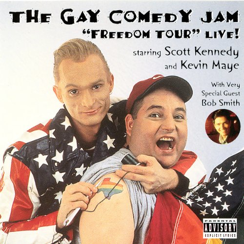 The Gay Comedy Jam                   By:                                                                                                                                 Scott Kennedy,                                                                                        Bob Smith,                                                                                        Kevin Maye                           Length: 1 hr and 4 mins     16 ratings     Overall 4.1