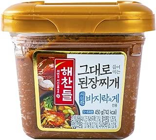 CJ Haechandle Soybean Paste (재래식된장) (Soybean paste (Clam & Crab), 1 Pack)