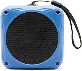 Suncat Waterproof Bluetooth Speaker | Solar & USB Rechargeable | 20H Playtime | Built-in Mic | Great for Beach, Bike, Pool, Shower, Travel | Wireless, Portable Speaker for iPhone, Samsung and More