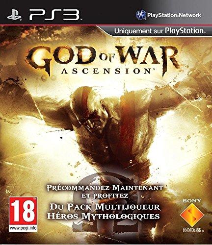 God of War : Ascension [Importación francesa]