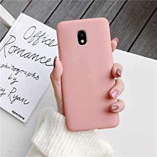 candy color silicone phone case, for samsung galaxy j7 pro j5 j3 2017 2016 2015 a6 a8 j8 j6 j4 plus 2018, matte soft tpu c...