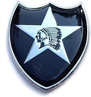 2nd Infantry Division Decal Sticker Emblem for Car Truck Auto US Army