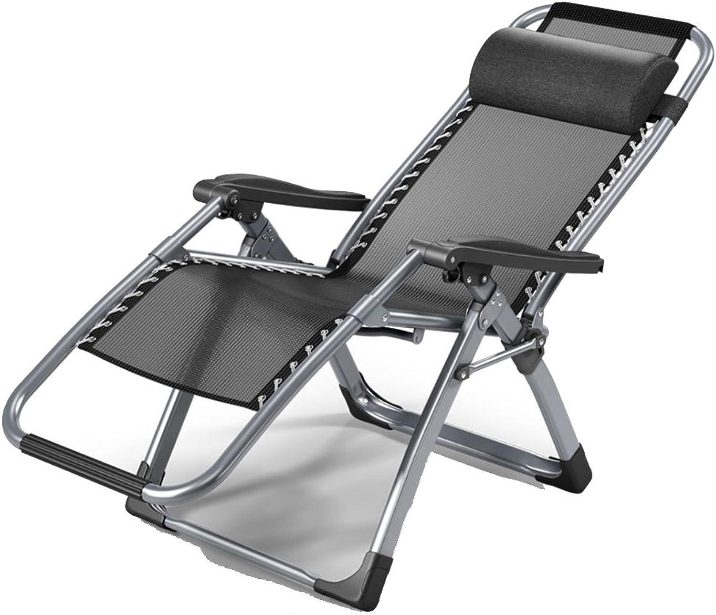 Liegestühle YNN Recliners Klappbett Einzelbett Bett Einfache Falten Couch Büro Komfortable Baumwolle Pad (Farbe   Plastic Lock, größe   Dick) B07PBDK4KF | eine große Vielfalt