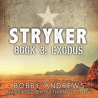 Exodus audiobook cover art