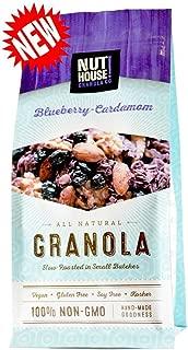 NutHouse! Granola Company (Blueberry-Cardamom Granola)(3-Pack)