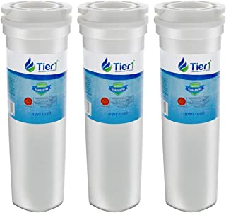 Tier1 Replacement for Fisher & Paykel 836848, 836860 Refrigerator Water Filter 3 Pack