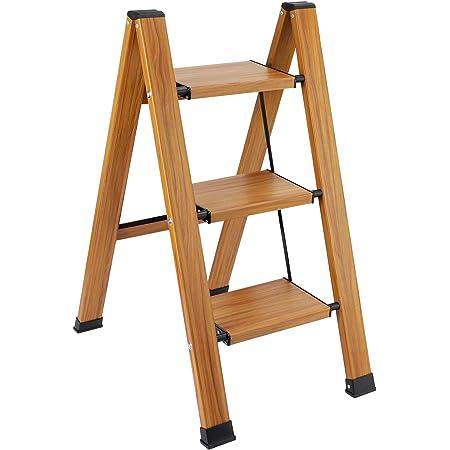 Klapptrittleiter Holz