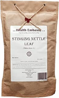 Stinging Nettle Leaf Tea (Urticae Folium) - Health Embassy - 100% Natural (50g)