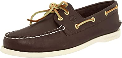 Sperry Sperry A/O 2-Eye Leather sahara 9155240, Chaussures basses femme