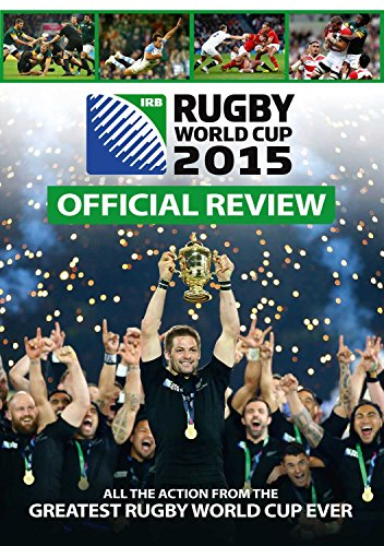 Rugby World Cup 2015 - The Official Review [DVD] [UK Import]