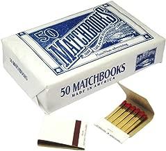 100 White Plain Matches Matchbooks Wedding, Anniversary, Birthday, Party