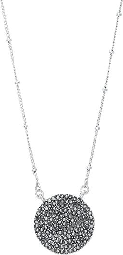 Lucky Brand - Urban Beat Carded Pave Necklace
