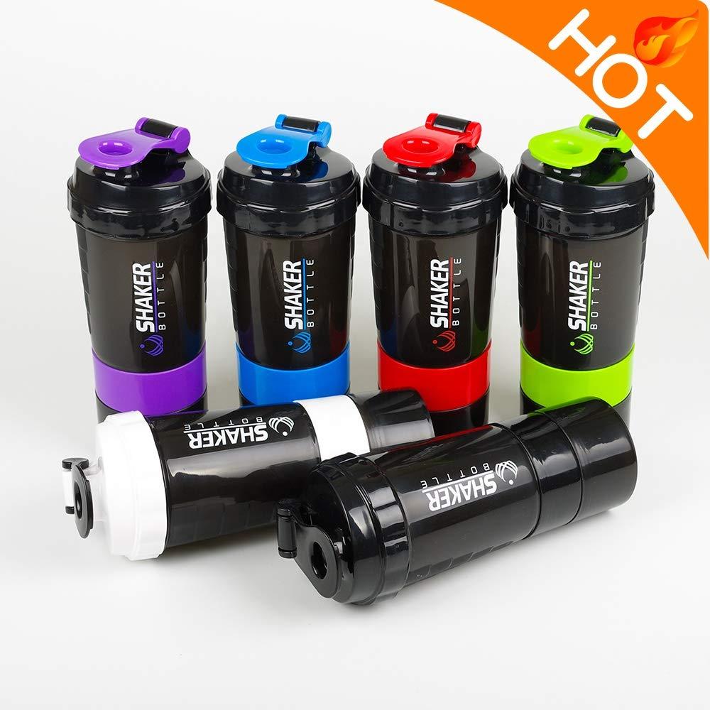 Shaker Bottle Protein Mixtures Technology