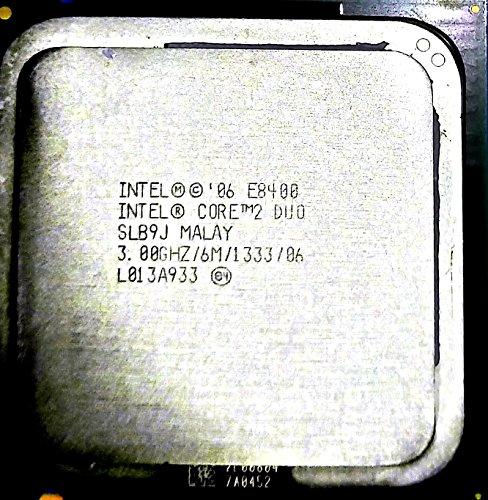 Intel 3.0GHz Core 2Duo Prozessor E8400SLB9J