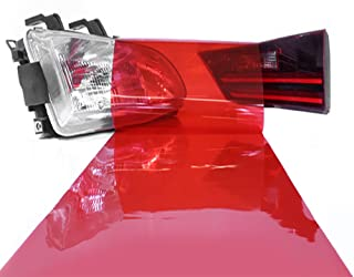 Best transparent red paint tail lights Reviews