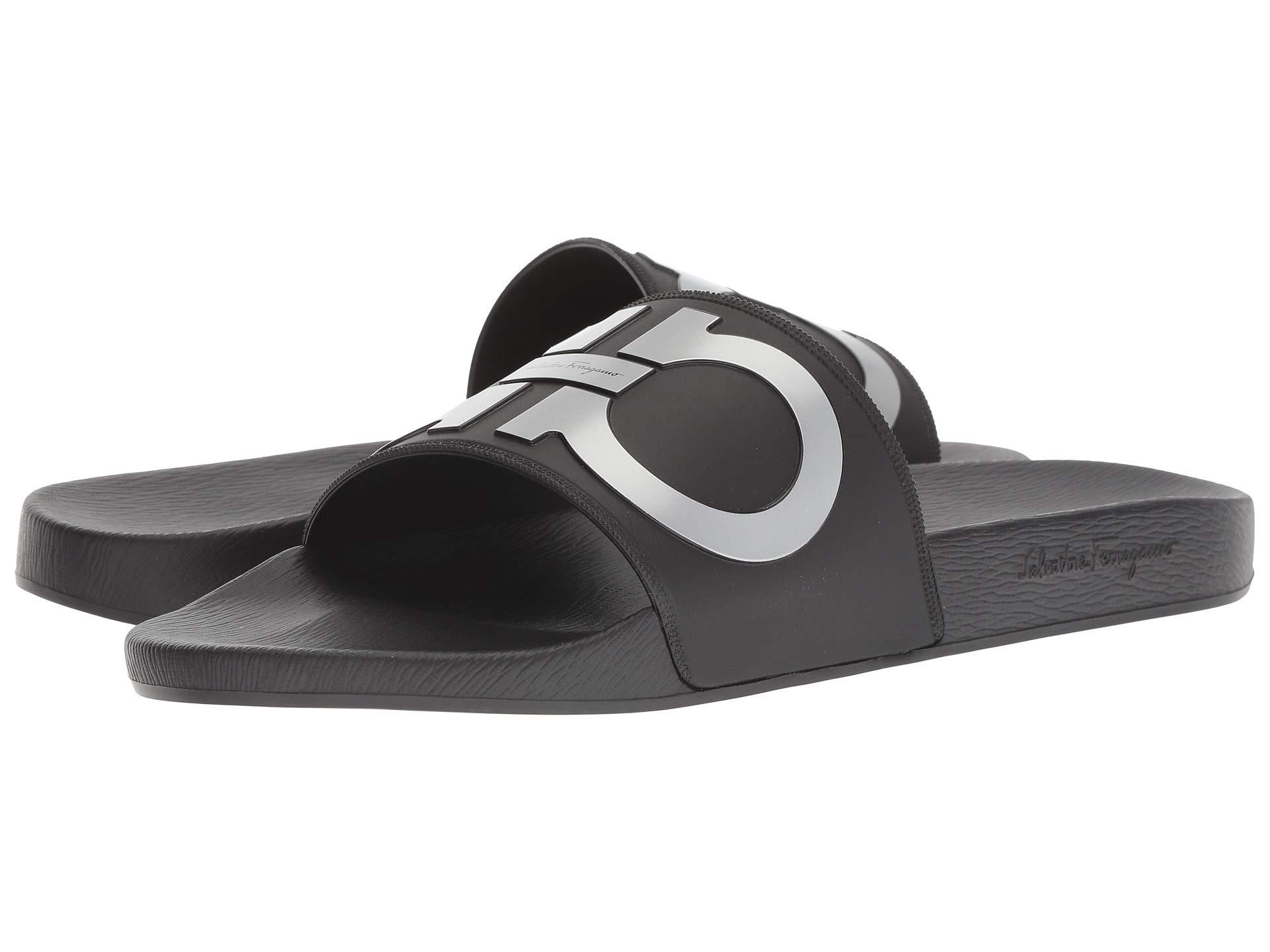 31a18ae3346927 Salvatore Ferragamo Groove 2 Sandal at Luxury.Zappos.com