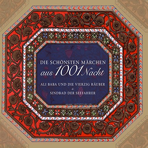 Die schönsten Märchen aus 1001 Nacht Titelbild