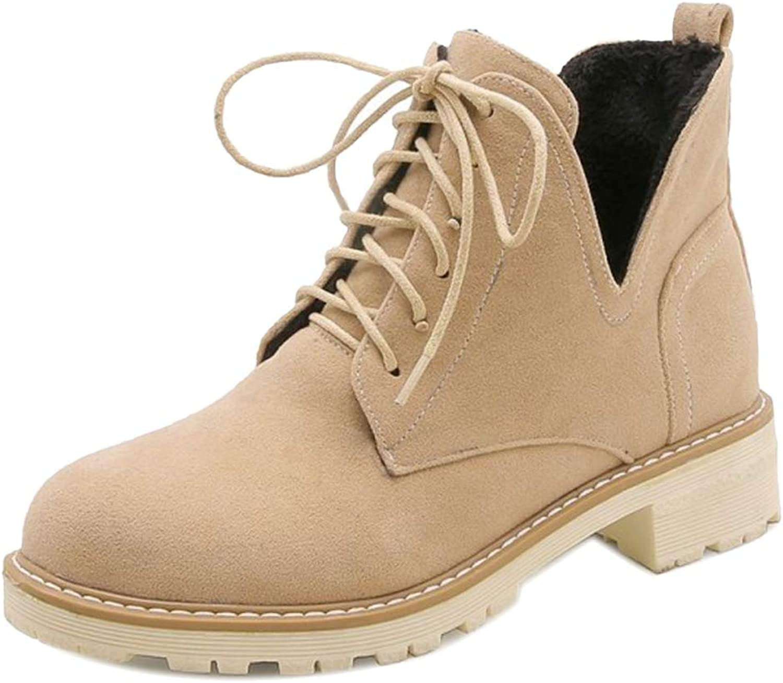 b3c7ff0320d16 VulusValas Women Boots Low Heel nwrzqc3384-New Shoes - www.contrary ...