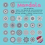 Libro de colorear Mandala - Nuestra vida depende del tipo de pensamientos que alimentamos. Si nuestros pensamientos son pacificos, calmados y amables, entonces asi sera nuestra vida.