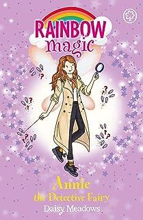 Rainbow Magic: Annie the Detective Fairy: The Discovery Fairies Book 3