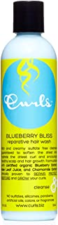 Curls Bliss Reparative Hair Wash, Blueberry, 8 oz.