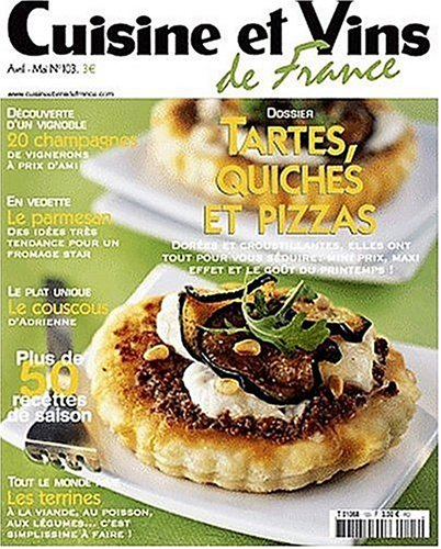 Cuisine Et Vins De France Buy Online In Antigua And Barbuda