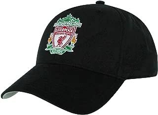 Premier League Liverpool FC Soccer Crest Baseball Cap