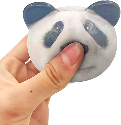 popular OPTIMISTIC Fidget Toy Sensory Stress Relief Panda-Shaped Toy for Children Adults Teens Kids, Decompression sale Squeeze Anxiety Reliever Stress Toys online Anti-Stress Calming Gift for Him online