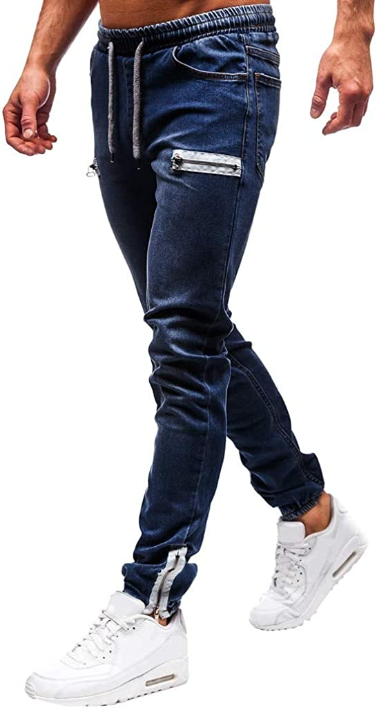 Mens Stretch Jeans Limsea Super Skinny Fit Limited Max 89% OFF time trial price Slim Vin Denim Pants