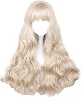 Best blonde bob wig curly Reviews