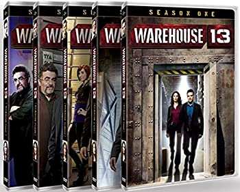 Warehouse 13  The Complete Series  Seasons 1-5