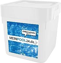 MEINPOOL24.DE 5 kg Chlor Multitabs 5 in 1-200 g Tabs Multi Chlortabletten – mit 5..