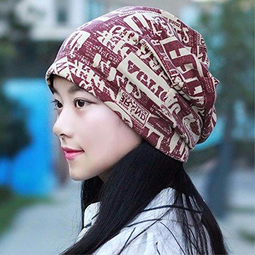 RangYR dameshoed vrouw pet hoed-frühlingssommer van de hoedturbanhoed elastische hoedje zwangeren